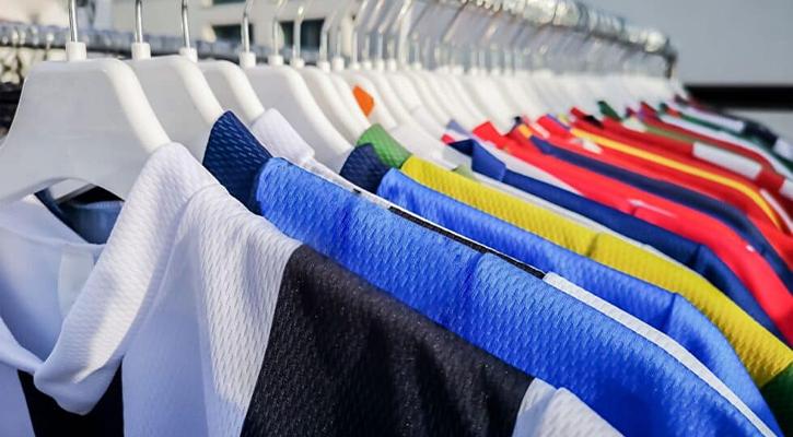 como lavar as camisas de futebol