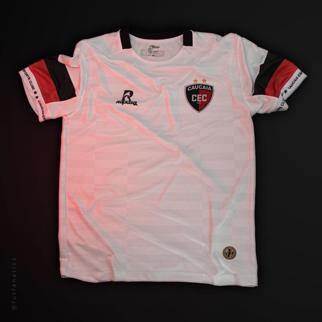 Camisas do Caucaia para 2021