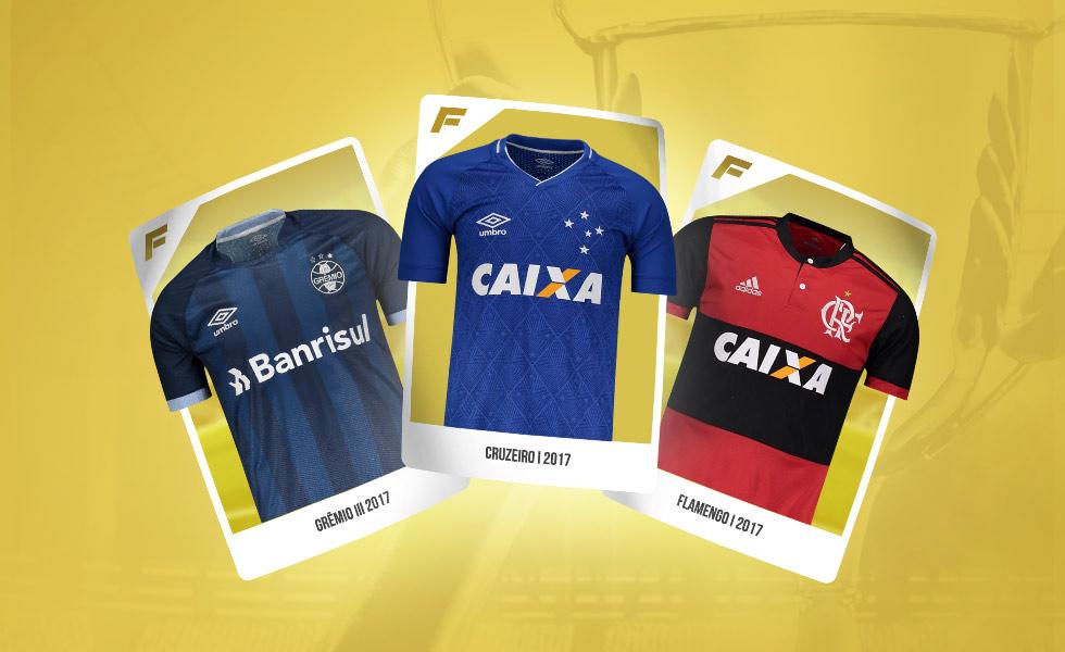 bf6b3274e97655 As camisas de futebol mais bonitas segundo a FutFanatics