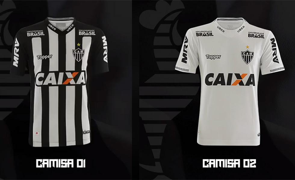 e1a922213a As novas camisas do Atlético Mineiro na FutFanatics