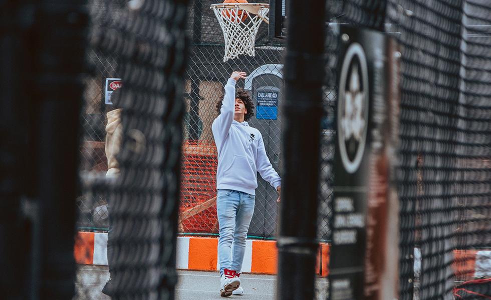 Estilo Basquete  Tendências do esporte na moda urbana 302bebd3e1d