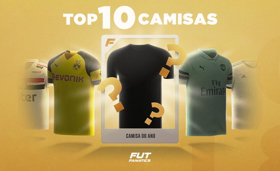 TOP 10 da Fut  Começa votação das camisas de futebol mais bonitas de 2018 c4fc3b37c6b6f