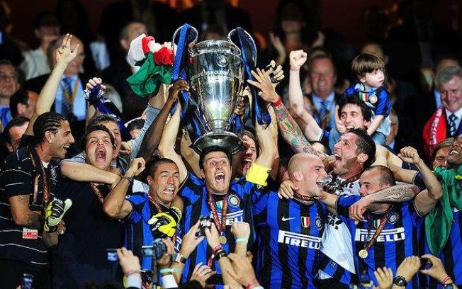 Time que tem o maior número de títulos da Champions League