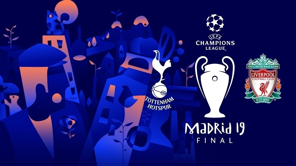 Cidade da final da Champions desse ano