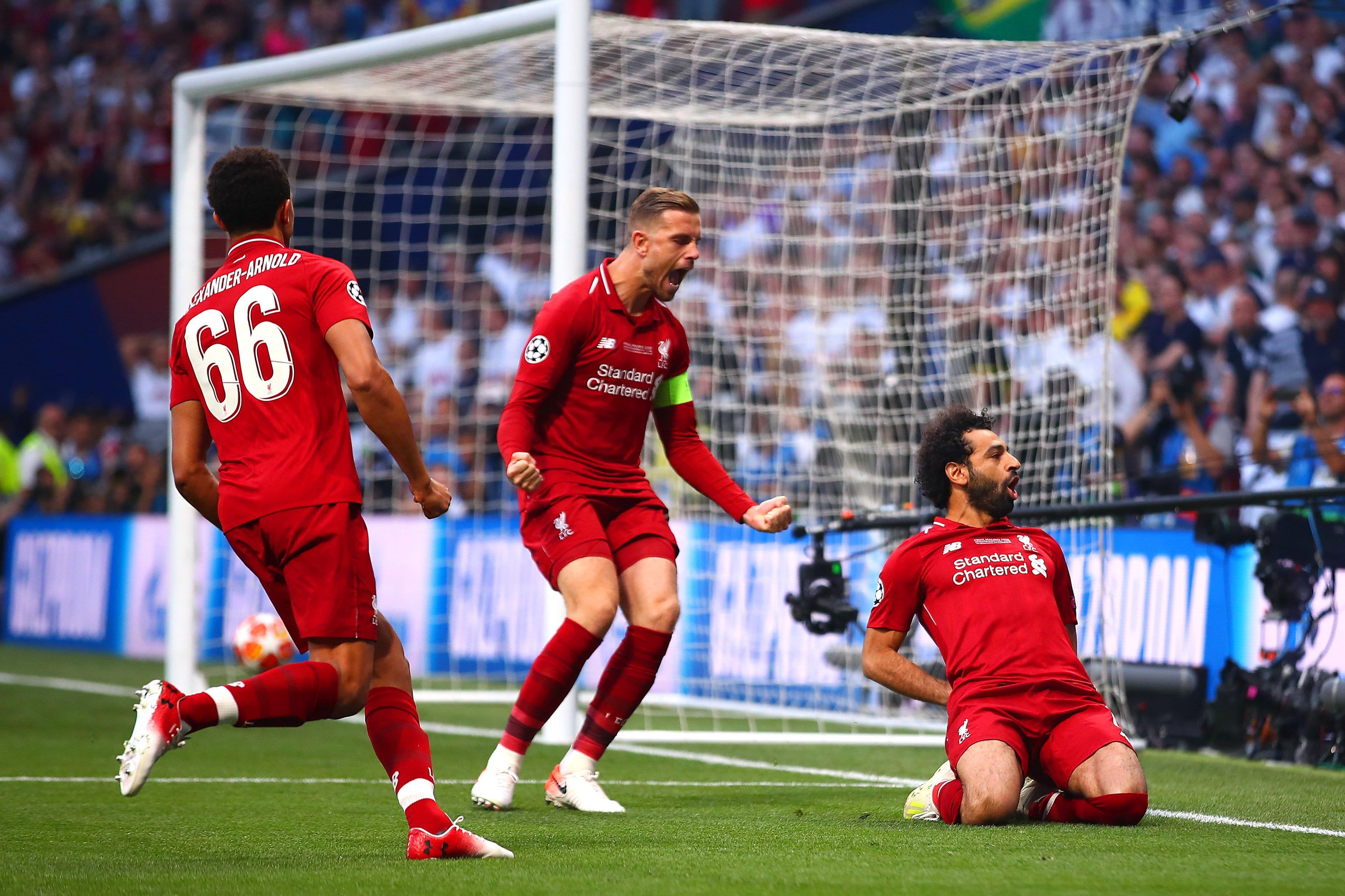 Maior artilheiro da Champions League