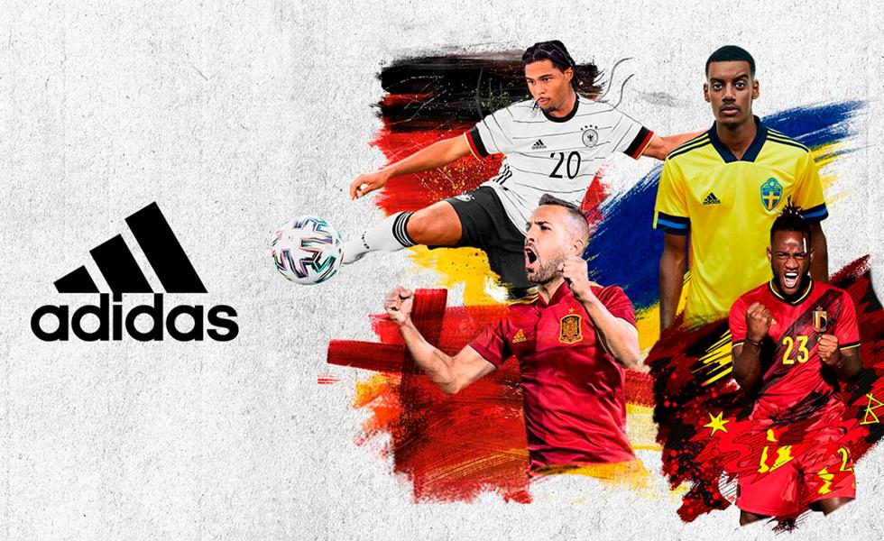 Camisas Adidas Euro 2020: Conheça os novos mantos das seleções