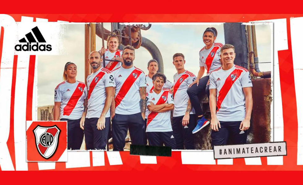 Conheça a camisa do River Plate para a temporada 2019-20