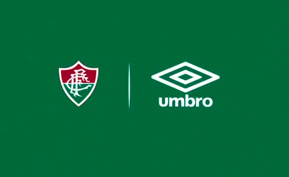 Agora é oficial: Fluminense vestirá Umbro em 2020