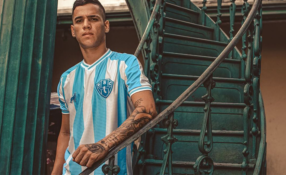 Camisas raras de futebol: Veja os mantos do Norte e Nordeste do país