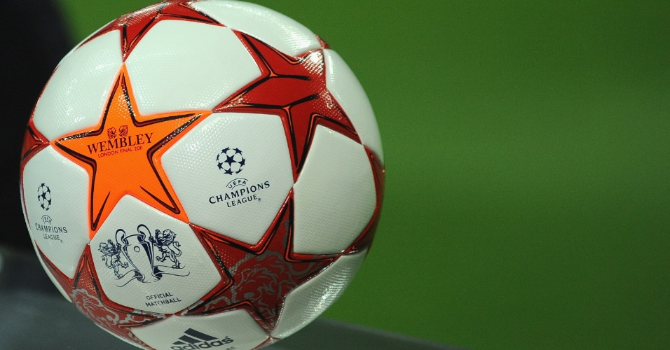 Bolas da Champions League: Finale London