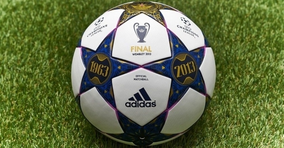 Bolas da Champions League: 50 anos