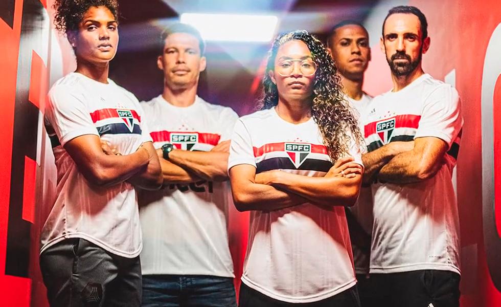 Camisa nova do São Paulo: veja como ficou o manto Tricolor