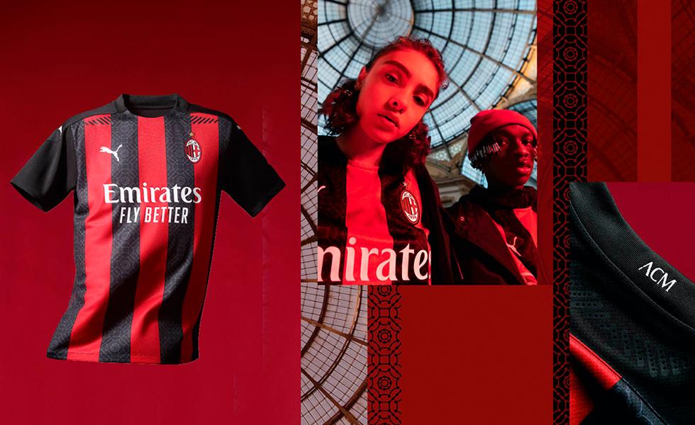 Nova camisa do Milan 2020/21: Confira o manto Rossonero!