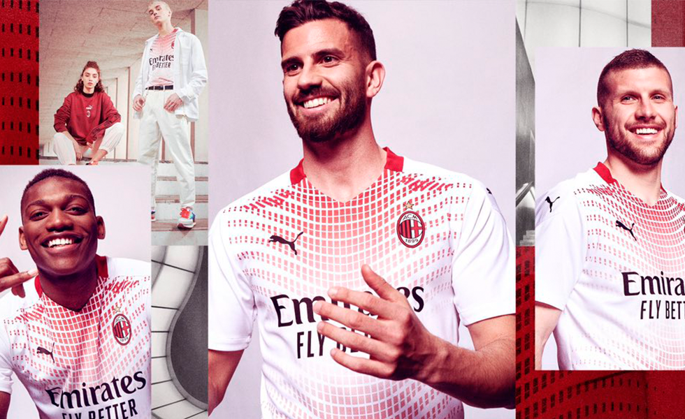 Camisa 2 do Milan 2020/21: Confira o novo manto do clube