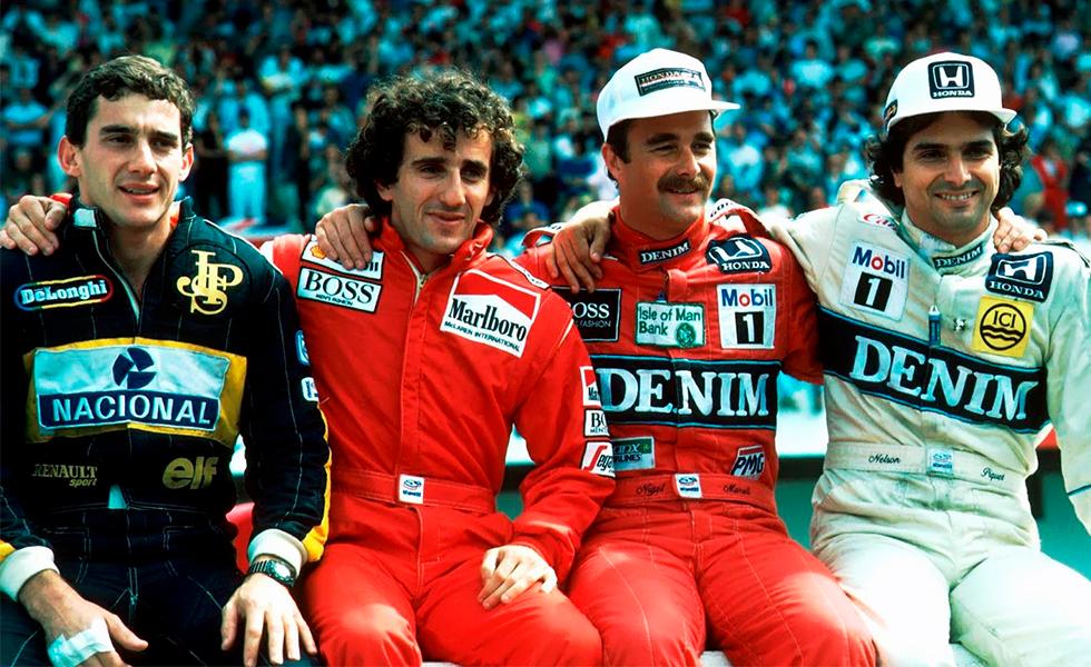 Maiores campeões da F1: Conheça os 10 gigantes do esporte